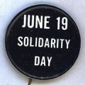 June 19. Solidarity Day.