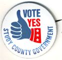 Vote Yes. Study County Government.