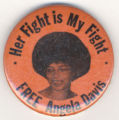Her Fight is My Fight. Free Angela Davis