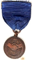 front: Peace; National Oratorical Contest on Outlaw-War Treaties; 1928; Back: Winner Bronze Medal...
