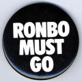 Ronbo Must Go