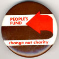People's Fund. Change Not Charity