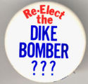 Re-elect the Dike Bomber???