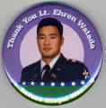 Thank you Lt. Ehren Watada. Refuse illegal war.