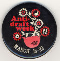 Anti-Draft Week. New Mobe. March 16-22.