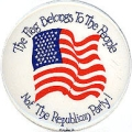Flag Belongs to the People Not the Republican Party! The
