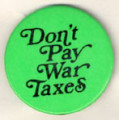Don't Pay War Taxes