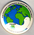 Five Continent Conference on Peace and Disarmament.  KEAAEA.  Athens 13-17 December 1986.