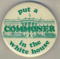 Put a Commoner in the White House