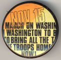 Nov. 15.  March on Washington to Bring all the Troops Home Now!