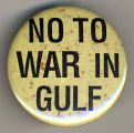No to War in Gulf