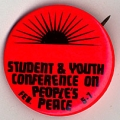 Student & Youth Conference on People's Peace. Feb. 5-7