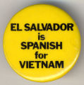 El Salvador is Spanish for Vietnam