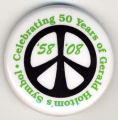 Celebrating 50 years of Gerald Holton's Symbol.  '58.  '08.