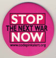 Stop the Next War Now. www.codpinkalert.org