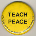 Teach Peace. Educators for Social Responsibility
