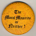 Moral Majority is Neither!, The