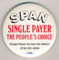 SPAN.  Single Player.  The People's Choice.  Single Player Across the Nation. 216-241-8558.