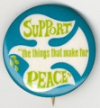 "Support ""The Things That Make For Peace"""