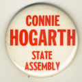 Connie Hogarth. State Assembly.