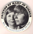 Friends of Mary Jo Risher. P.O. Box 141242 Dallas, TX 75214.