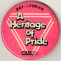 Heritage of Pride, A. Gay/Lesbian. CSLDC '82.