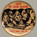Not in Our Name. NYC Nov 18-19.