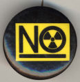 NO. re: nuclear weapons/power