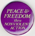 Peace & Freedom Through Nonviolent Action