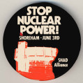 Stop Nuclear Power! Shoreham, June 3rd. SHAD Alliance.