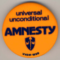 Universal Unconditional Amnesty. VVAW-WSO.