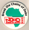 Break the Chains of Debt Jubilee 2000 USA
