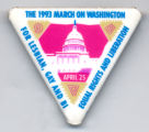 The 1993 March on Washington For Lesbian, Gay, and Bi Equal Rights and Liberation