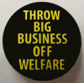 Throw Big Business Off Welfare