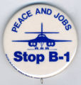 Peace and Jobs - Stop B-1