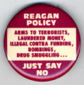 Reagan Policy - Arms to Terrorists, Laundered Money, Illegal Contra Funding, Bombings, Drug...
