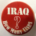 Iraq. How many lives?