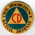 Civil Disobedience is Civil Defense