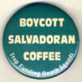 Boycott Salvadoran Coffee: Stop Funding Death Squads