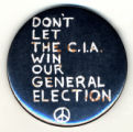 Don't Let the C.I.A. Win Our General Election