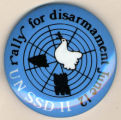 UN SSD II Rally For Disarmament. June 12.