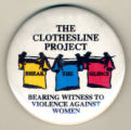 The Clothesline Project:Bearing Witness to Violence Against Women