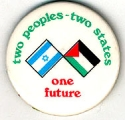 two peoples - two states. one future