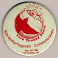Turn Toward Peace: Hiroshima/Nagasaki Commemoration, Aug 6-9, 1986; Fort Collins, CO