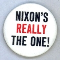 Nixon's Really The One!