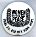 Women Strike For Peace. Bring All Our Men Home Now!
