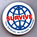 Survive. The Caravan for Human Survival