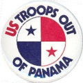 US Troops Out of Panama