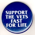 Support the Vets Fast for Life