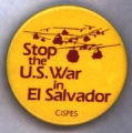 Stop the U.S. War in El Salvador. CISPES